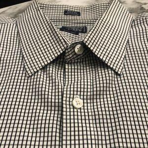 J. Crew Button down Polo Shirt